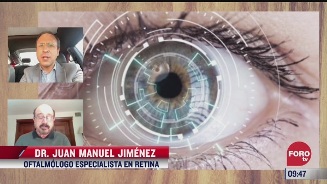 la distrofia de retina