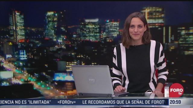 las noticias con ana francisca vega programa del 24 de febrero de