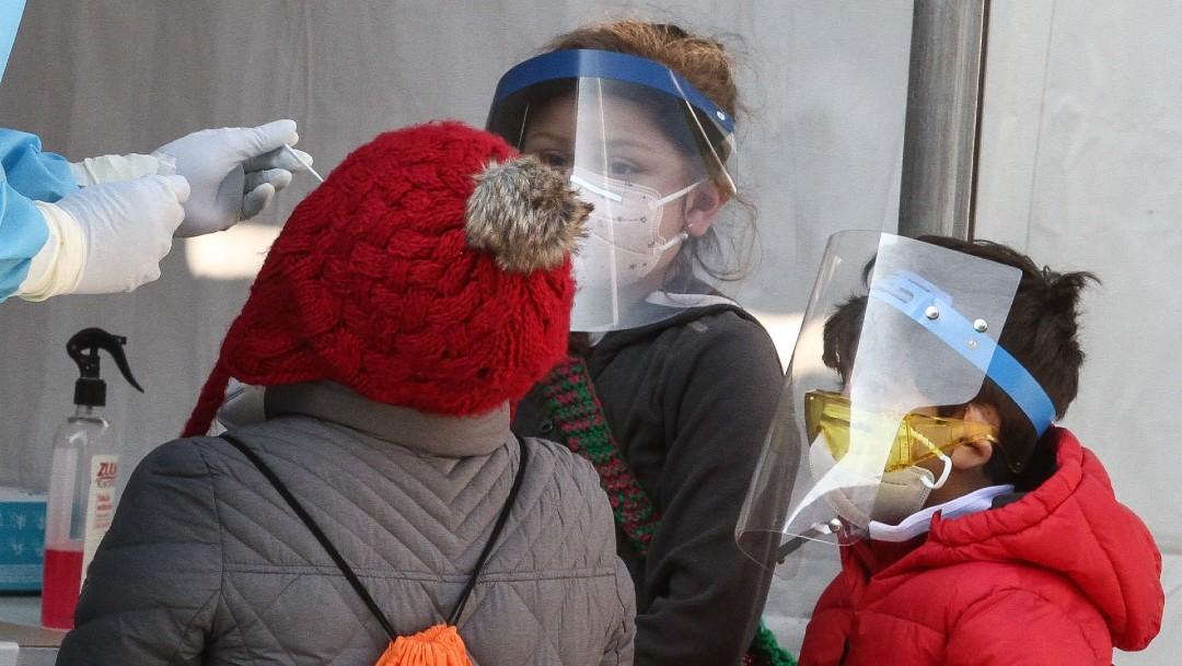 Los niños sí se contagian de COVID-19, incrementan casos en Acapulco, Guerrero