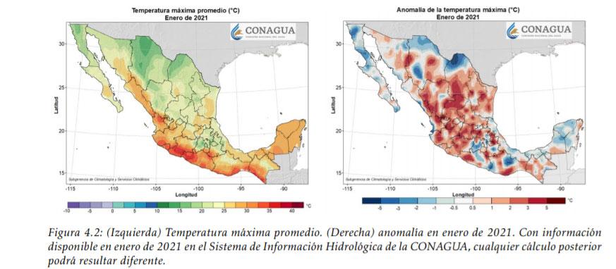 El número de huracanes y los desastres naturales en México son una muestra del calentamiento global y que se calienta más rápido