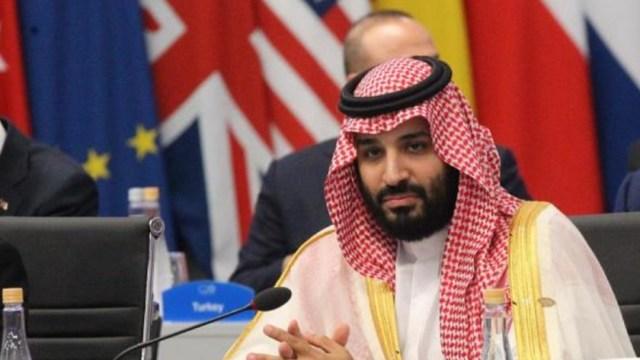 Mohamed bin Salman, príncipe heredero de Arabia Saudita