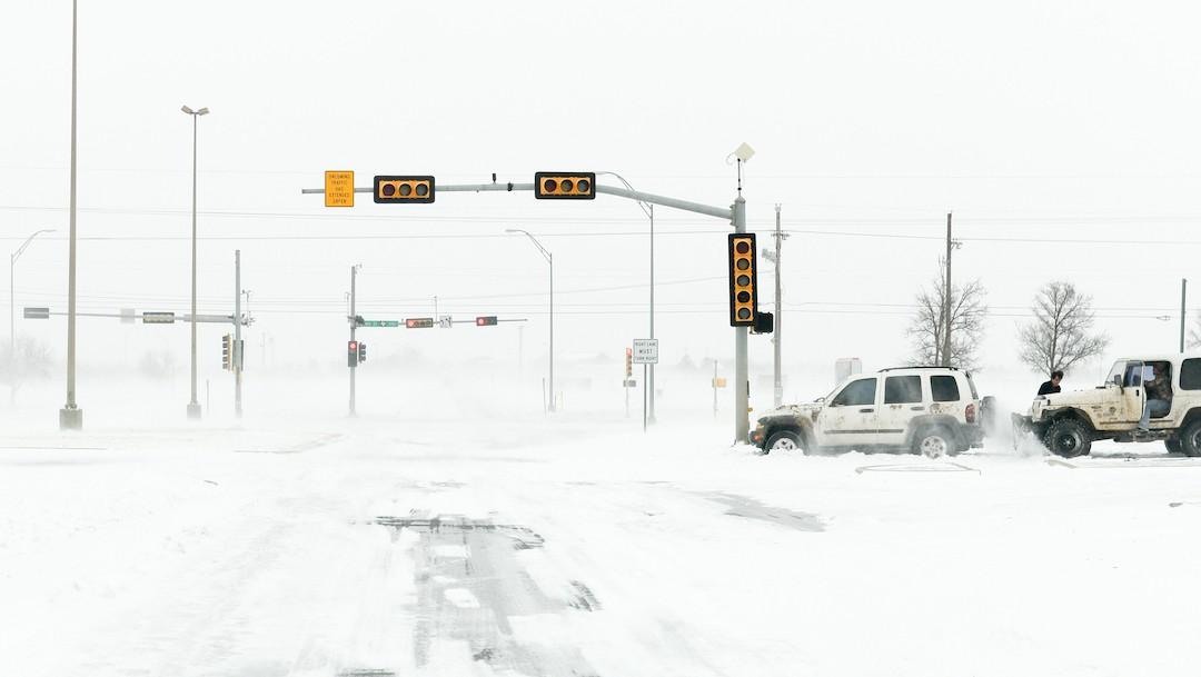 Nevada que azotó a Texas (Getty Images)
