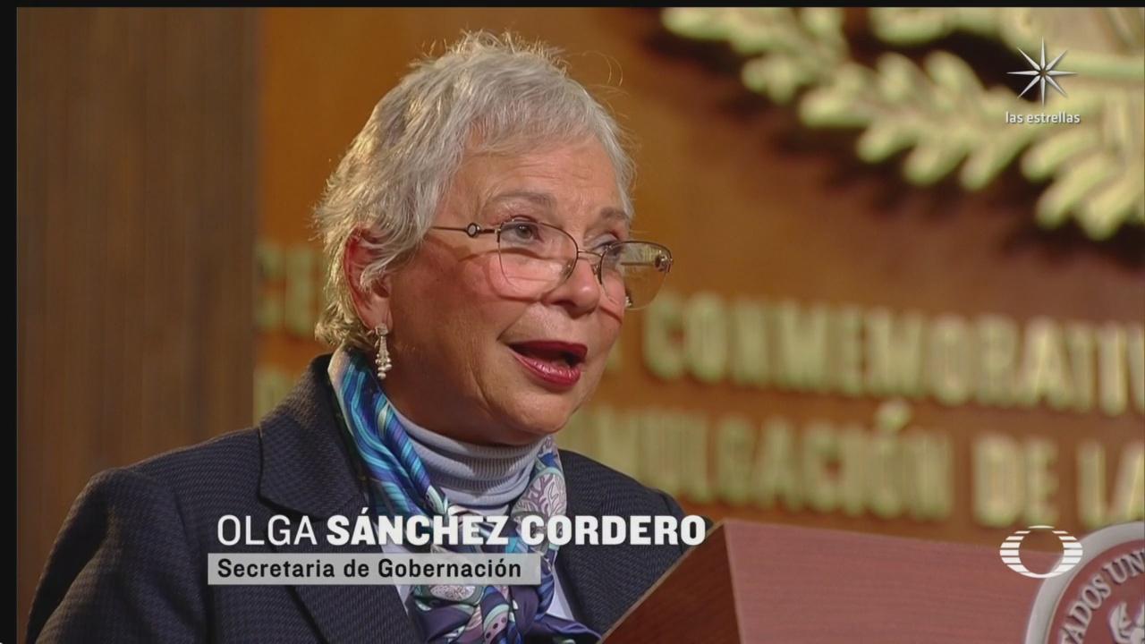 queremos un mexico sin sed de justicia social dice sanchez cordero