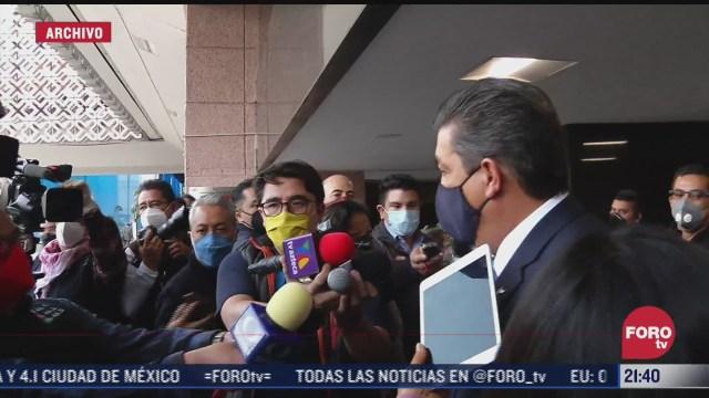 senadores del pan cierran filas ante acusaciones contra el gobernador de tamaulipas