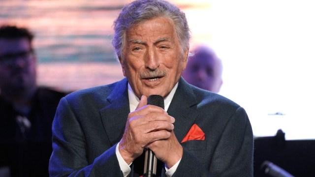 El cantante Tony Bennett durante una presentación (Getty Images, archivo)