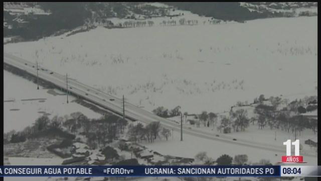 tormenta invernal que afecta estados unidos deja al menos 69 muertos