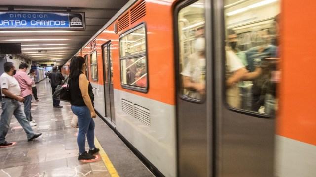 Metro-absorbe-demanda-de-usuarios-tras-reapertura-de-líneas