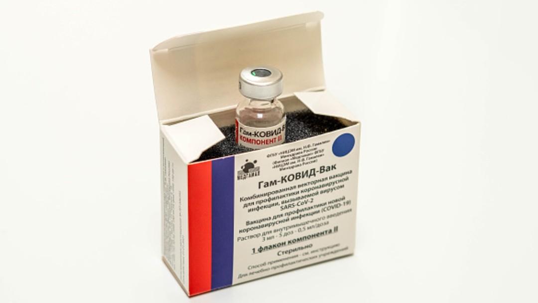 Vacuna rusa contra COVID-19