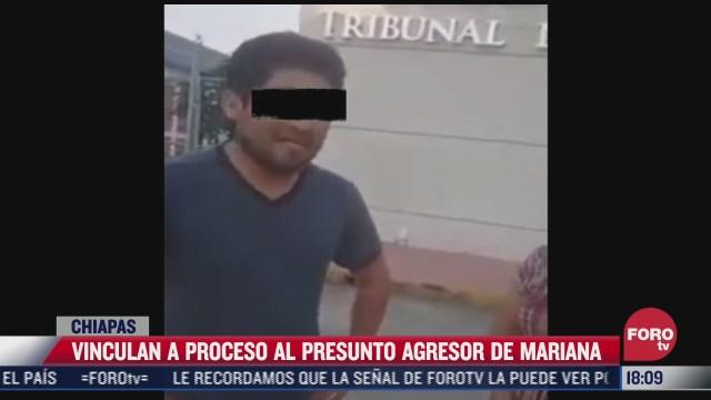 vinculan a proceso a presunto agresor de la doctora mariana en chiapas