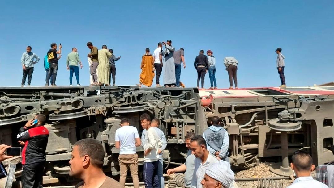 accidente deja muertos egipto