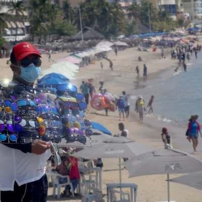 Calor extremo en Guerrero, la temperatura supera los 40 grados