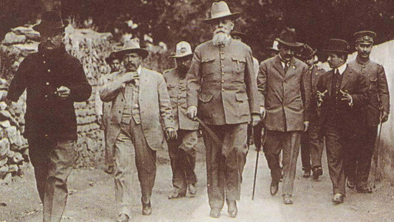 Cuánto miden los presidentes de México