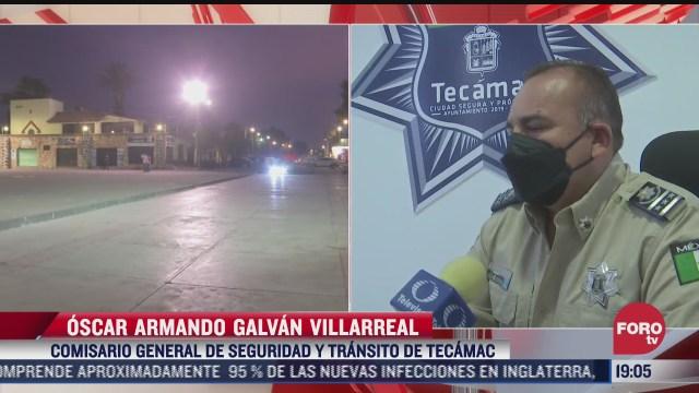 descartan denuncias por lesiones en enfrentamiento de ayer en tecamac