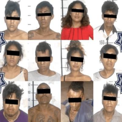 Dictan prisión preventiva a 17 detenidos durante enfrentamiento en Tehuantepec, Oaxaca