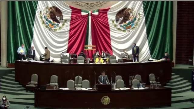 Diputados de Morena plantean reformar Ley de Amparos