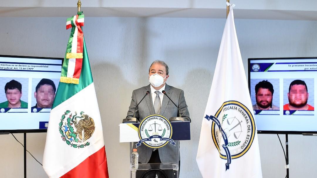 Entorno personal de dirigente de la Coparmex en SLP propició su asesinato, afirma Fiscal