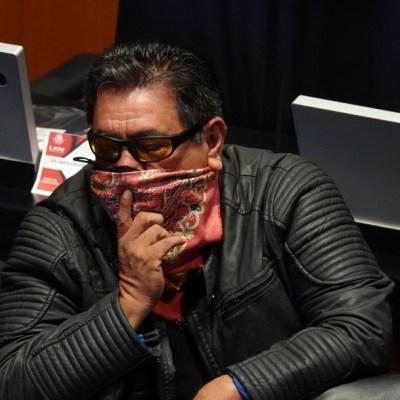 Félix Salgado Macedonio, acusado de violación