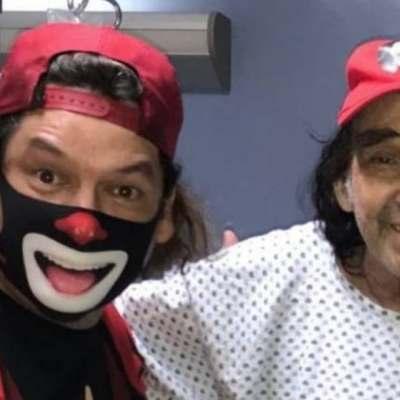 Hijo de Cepillín informa que su padre tiene cáncer
