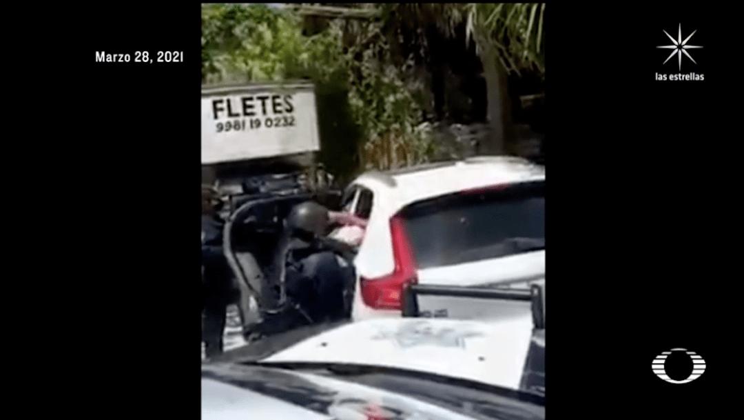 Homicidio de Victoria no es el único caso de abuso policiaco en Tulum