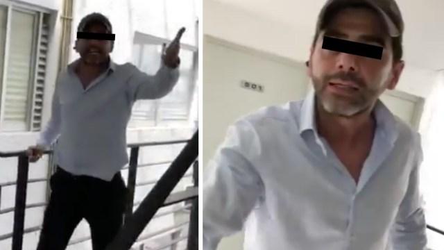 """Someten a juicio a """"Lord Golpeador"""" tras agresiones en CDMX"""