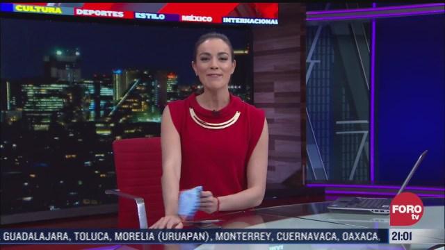 las noticias con ana francisca vega programa del 31 de marzo de