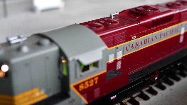 Maqueta de ferrocarril (Getty Images)