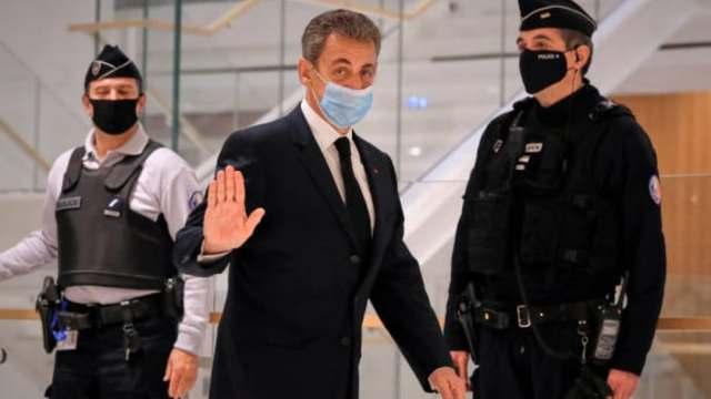 Nicolas Sarkozy recibirá hoy veredicto por juicio de corrupción