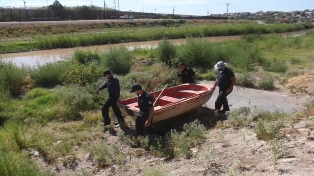 Niña muere ahogada en el Río Bravo tras intentar cruzar a EEUU