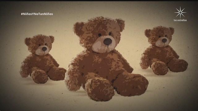 ninos y no tan ninos cual es el origen del oso de peluche