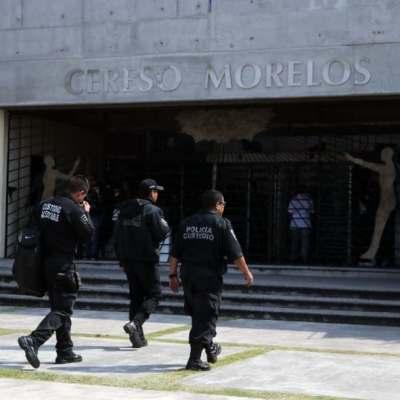 Por riña en penal de Atlacholoaya, tres reos fueron trasladados al hospital