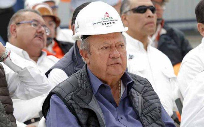 Sin tener los estudios, Romero Deschamps cobraba sueldo como si fuera ingeniero petrolero