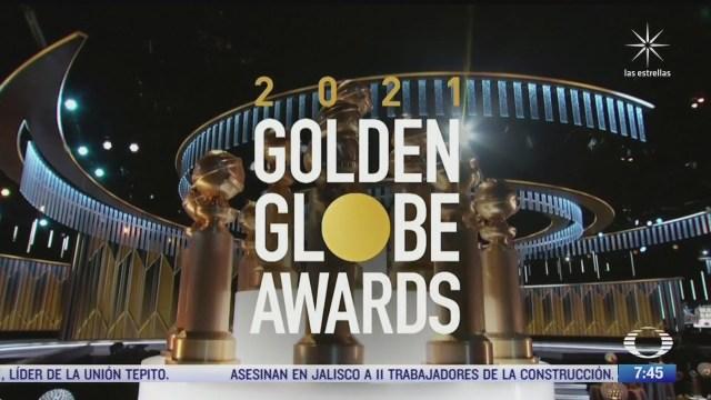 ¿Quiénes son los ganadores de los Globos de Oro?