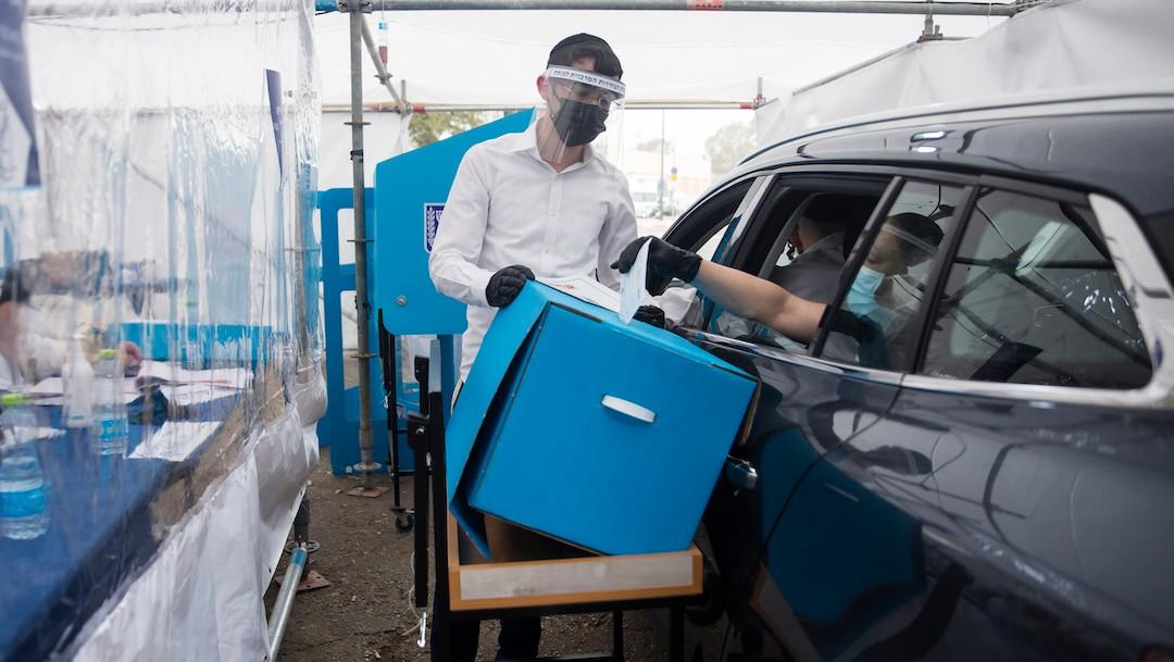Los israelíes van a las urnas para la cuarta elección en dos años (Getty Images)