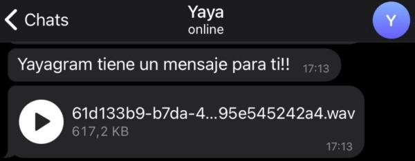 Yayagram, la máquina para comunicarse con su abuelita