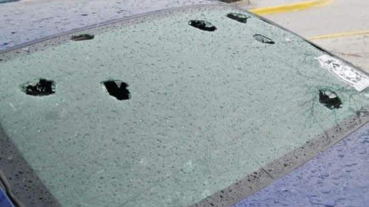 Al menos 10 heridos, daños en autos y casas, saldo de granizada en Ciudad Acuña, Coahuila