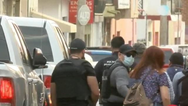 Autoridades de Jalisco (FOROtv)
