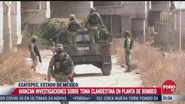 catean domicilios por toma clandestina de combustible en ecatepec