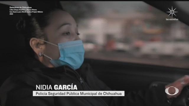 chihuahua a la vanguardia con policia en materia de delitos de genero