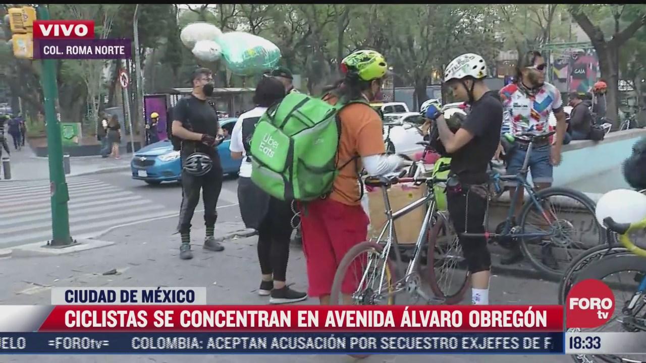 ciclistas preparan rodada en honor a menores fallecidos en accidentes viales