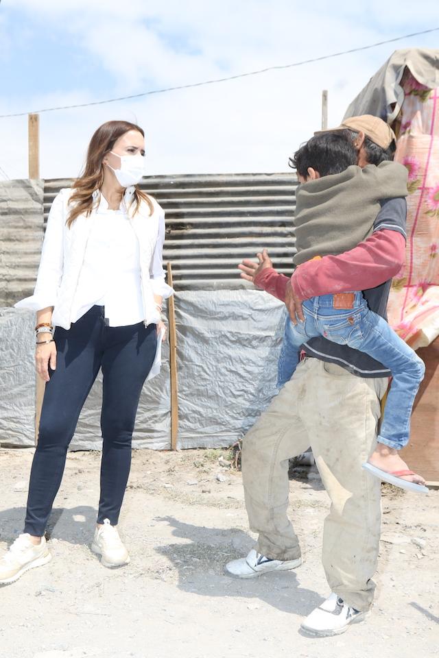 Clara Luz Plan Infancia Nuevo León