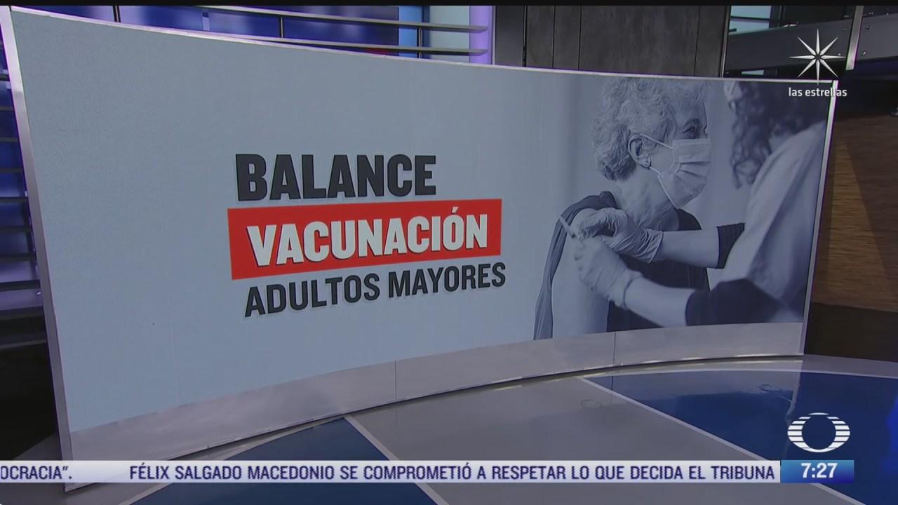como va la vacunacion covid 19 en mexico