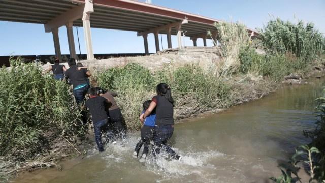 Cruzar el Río Bravo, travesía mortal para migrantes que buscan llegar a EEUU