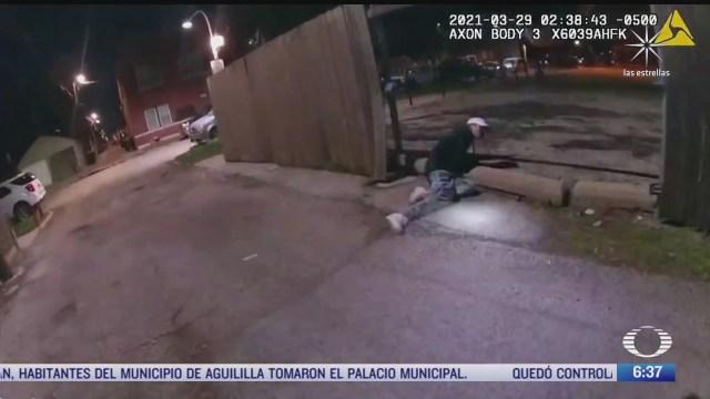 difunden video del asesinato de un nino a manos de policia de chicago