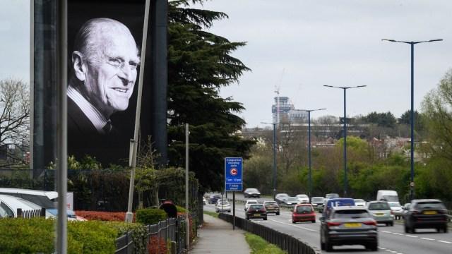 Homenajes al príncipe Felipe, duque de Edimburgo (Getty Images)