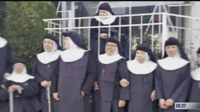 estado de salud de las hermanas agustinas recolectas