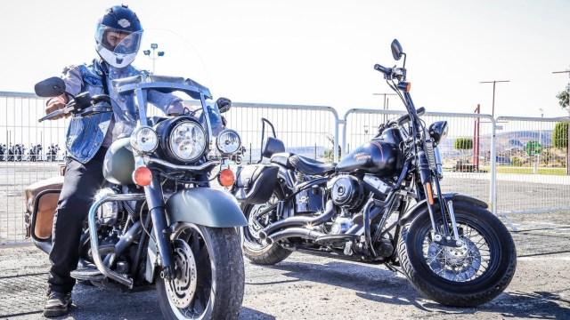 Cientos de motociclistas se reúnen para festival en Guanajuato