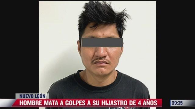 hombre mata a golpes a su hijastro de 4 anos por no saber tender la cama