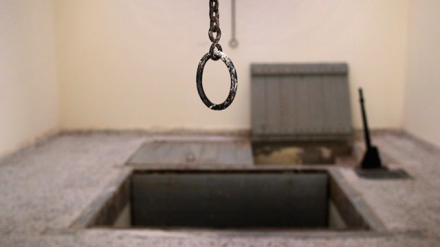 Presos a la espera de la horca en Medio Oriente (Getty Images)