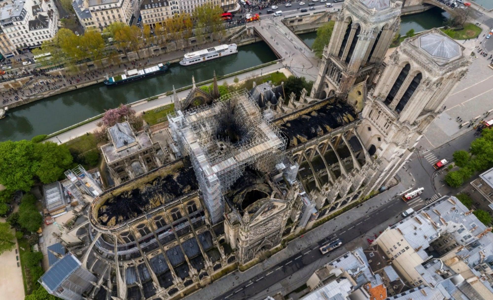 Notre Dame: El incendio y la reconstrucción de la catedral