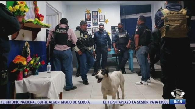 investigan a policias en veracruz por liberacion de un detenido